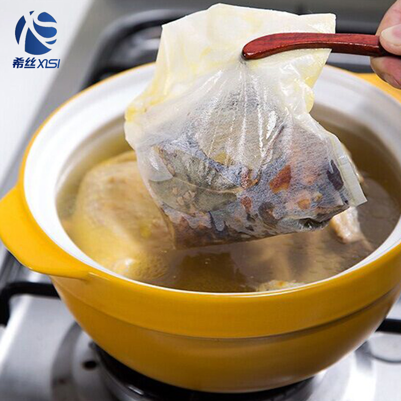 Reuseable cooking mesh bag