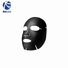 Hot sale nonwoven black facial mask sheets