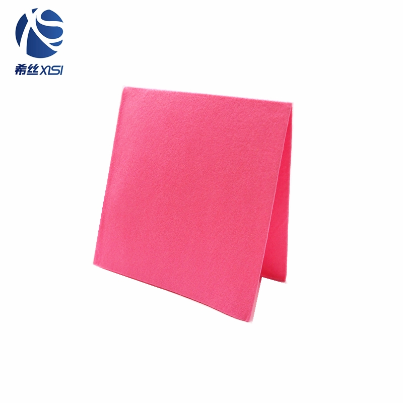 Full color doubleside printed cleaning cloth